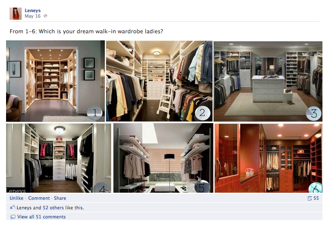 images to increase facebook page engagement